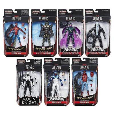 Marvel Legends Figures Wave 8 Case