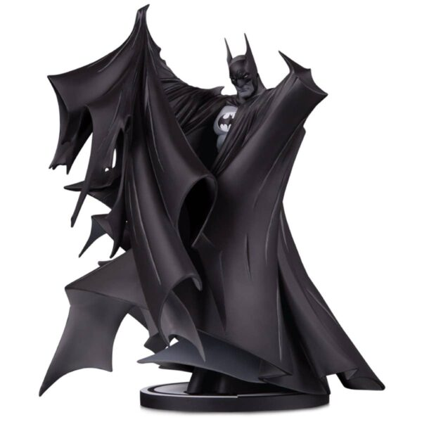 Batman Black and White by Todd McFarlane Version 2 Deluxe Statue 7