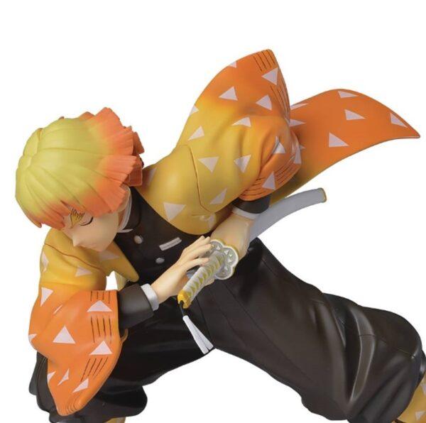 Demon Slayer Zenitsu Agatsuma Spm Figure 2