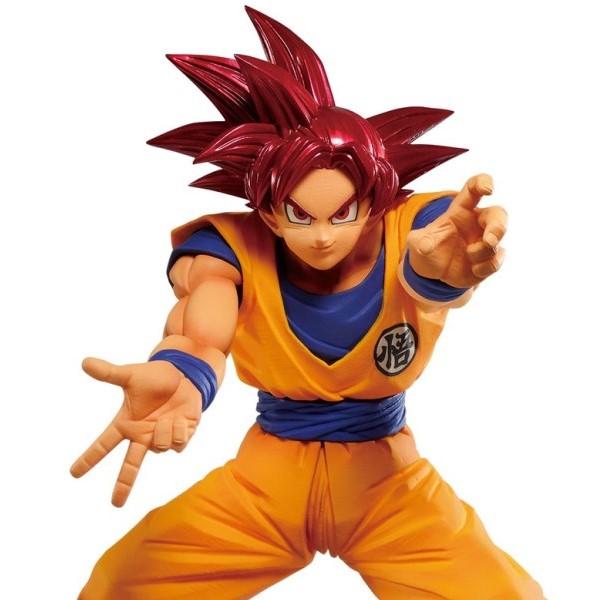 Dragon Ball Super Maximatic Super Saiyan God Goku V Figure 4