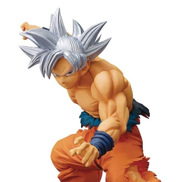 Dragon Ball Super Maximatic Ultra Instinct Goku Figure 1