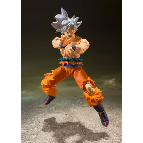 Dragon Ball Super Son Goku Ultra Instinct S.H.Figuarts 2