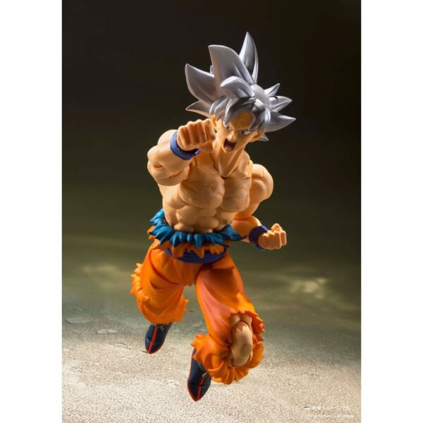 Dragon Ball Super Son Goku Ultra Instinct S.H.Figuarts 5