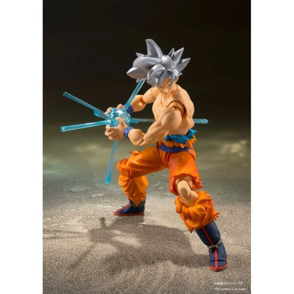 Dragon Ball Super Son Goku Ultra Instinct S.H.Figuarts 6