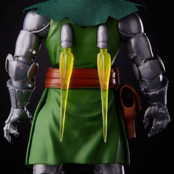 Fantastic Four Vintage Dr Doom Variant Action Figure 5