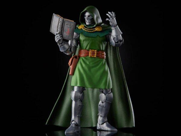 Fantastic Four Vintage Dr Doom Variant Action Figure 9