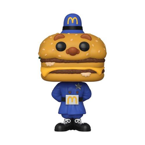 McDonalds Officer Big Mac Pop 1