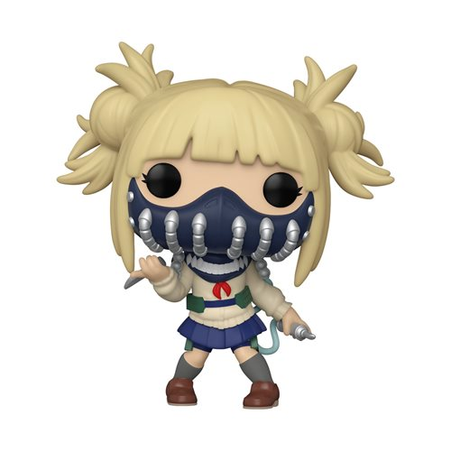 My Hero Academia Himiko Toga with Face Cover Pop