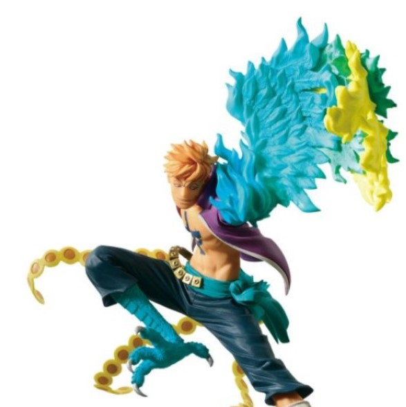 One Piece Scultures Big Banpreto Colossueum Vol. 6 Marco Figure 3