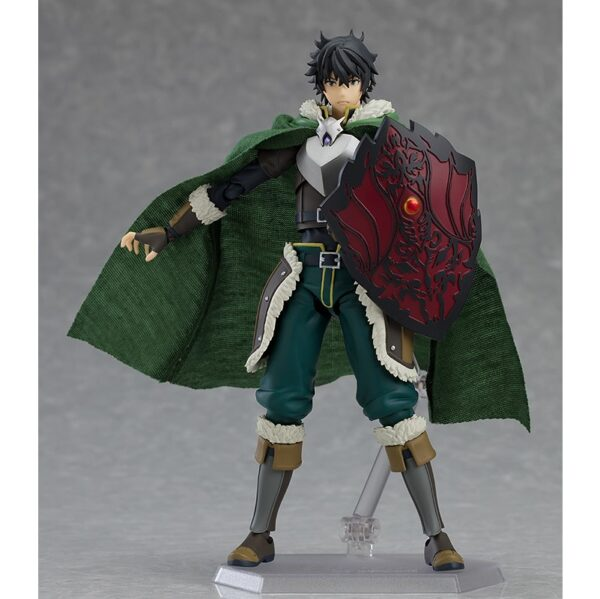 Rising Of Shield Hero Naofumi Iwatani Figma Action Figure 3