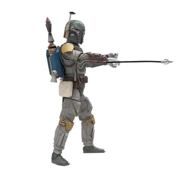 Star Wars The Black Series Boba Fett Deluxe 6 Inch Action Figure 10