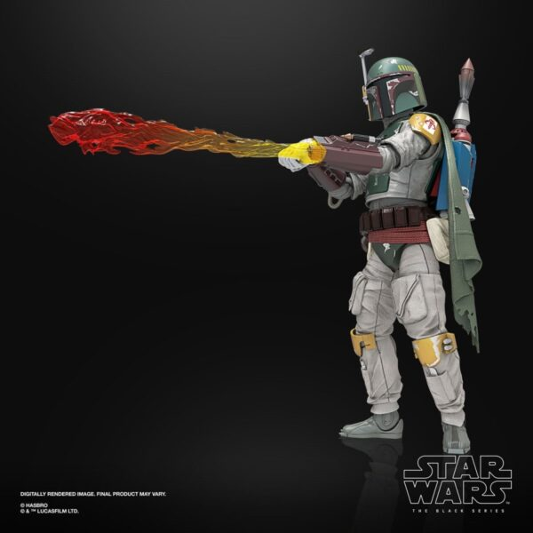 Star Wars The Black Series Boba Fett Deluxe 6 Inch Action Figure 2