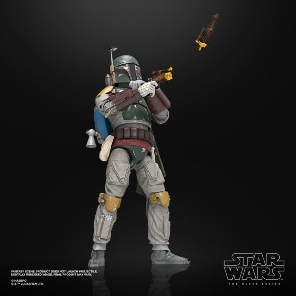 Star Wars The Black Series Boba Fett Deluxe 6 Inch Action Figure 3