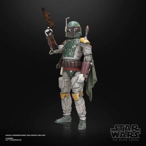 Boba Fett Deluxe Action Figure