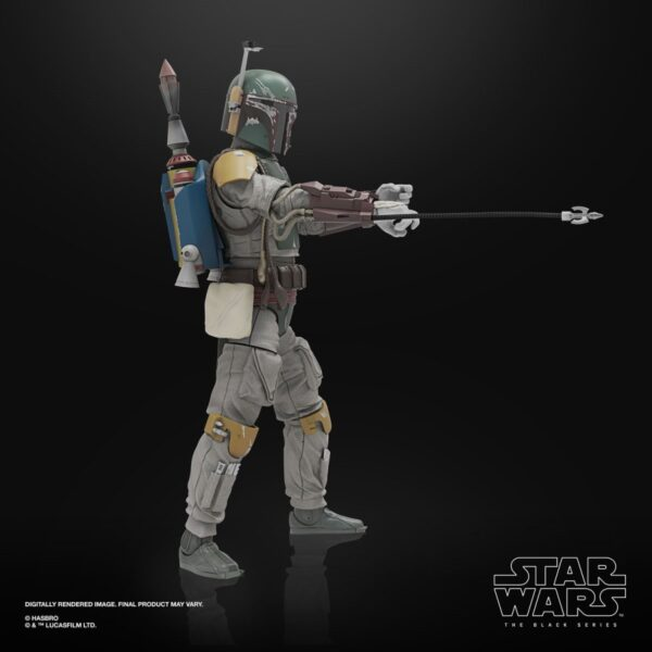 Star Wars The Black Series Boba Fett Deluxe 6 Inch Action Figure 7