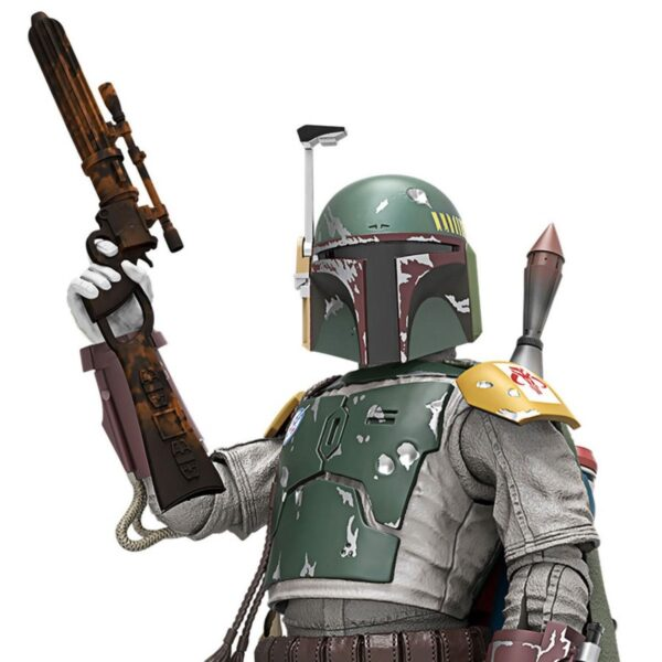 Star Wars The Black Series Boba Fett Deluxe 6 Inch Action Figure 8