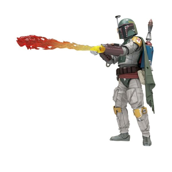 Star Wars The Black Series Boba Fett Deluxe 6 Inch Action Figure 9