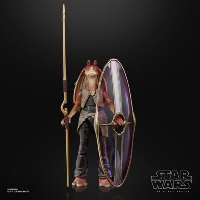 Jar Jar Binks Action Figure