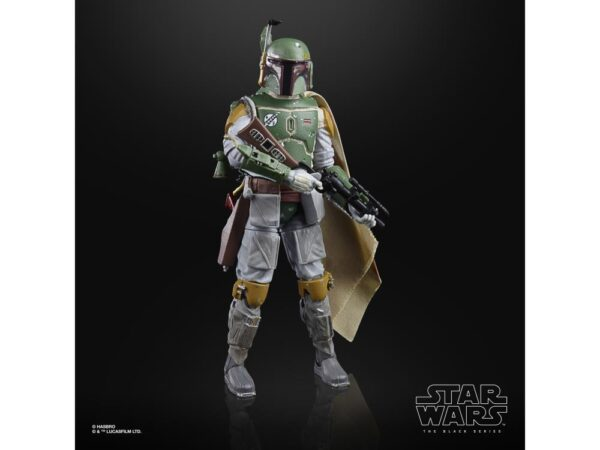 Star Wars The Empire Strikes Back 40th Ann 6 inch Boba Fett Action Figure 1