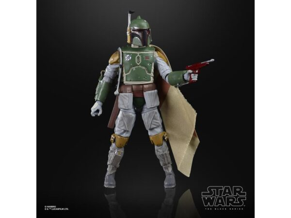 Star Wars The Empire Strikes Back 40th Ann 6 inch Boba Fett Action Figure 2