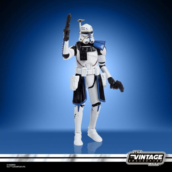 Star Wars The Vintage Collection Captain Rex 3.75 Inch Action Figure 5