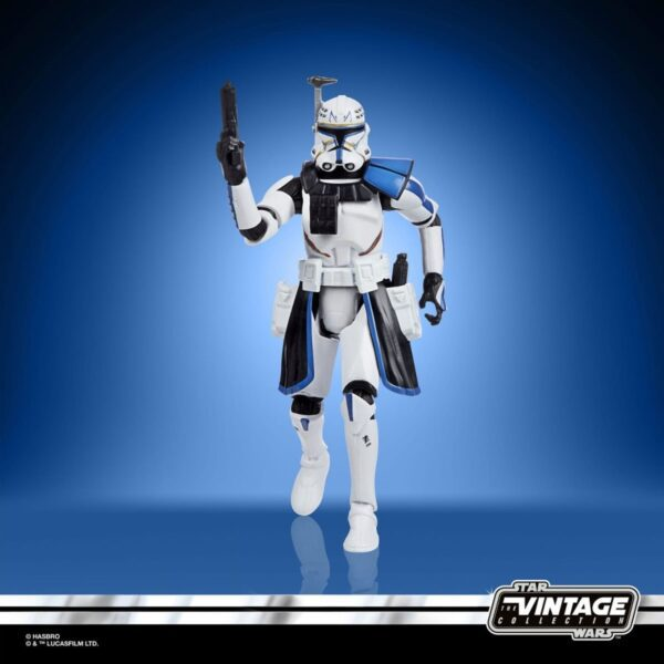 Star Wars The Vintage Collection Captain Rex 3.75 Inch Action Figure 6