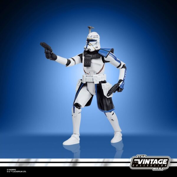 Star Wars The Vintage Collection Captain Rex 3.75 Inch Action Figure