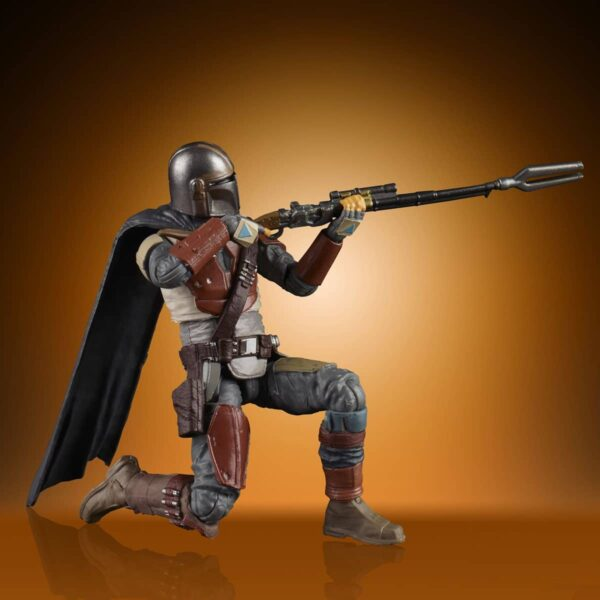 Star Wars The Vintage Collection The Mandalorian 3 Inch Action Figure 4