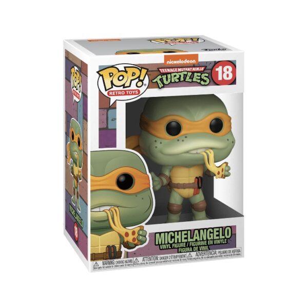 Turtles Michelangelo Pop