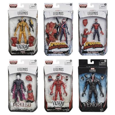 Venompool Marvel Legends Action Figures
