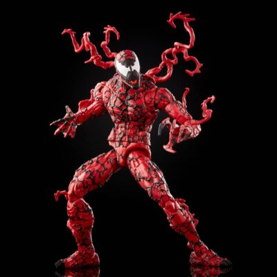 Venom Marvel Legends Carnage