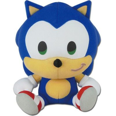 Hedgehog GE Sitting Plush