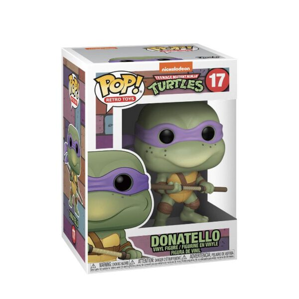 Mutant Ninja Turtles Donatello Pop