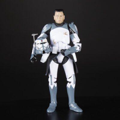 Clone Commander Wolffe