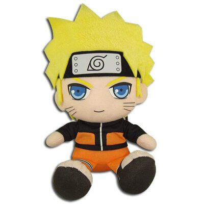 Naruto Sitting Plush