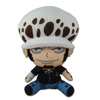 Trafalgar Law GE Sitting Plush