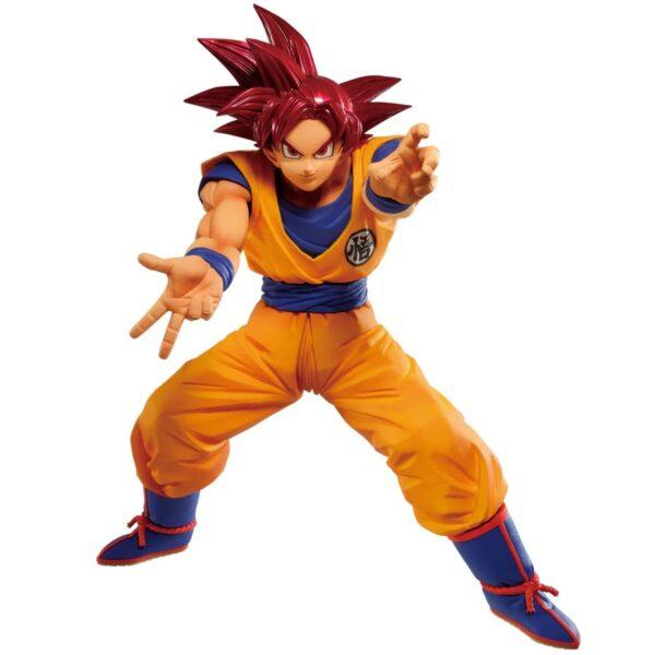 God Goku V Figure