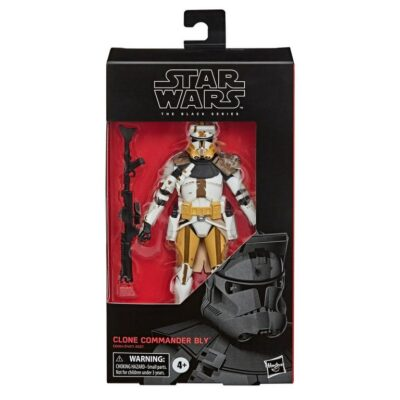 Clone Commander Bly Action Figure