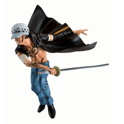 One Piece Trafalgar Law Dynamism of