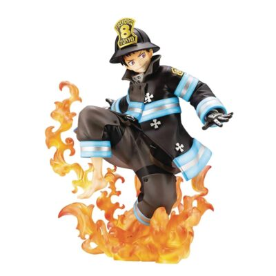 Fire Force Statue