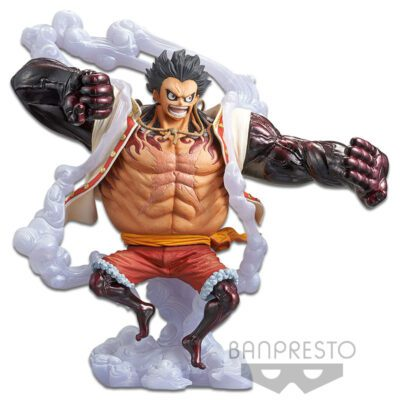 Luffy Gear 4 Boundman Figure