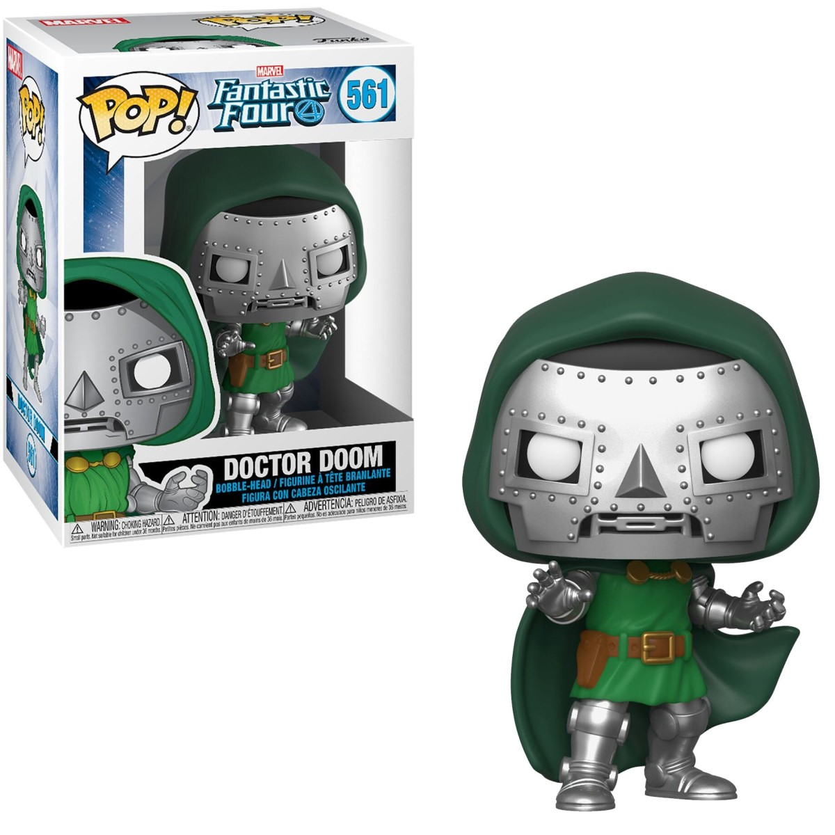 Dr Doom Funko Pop