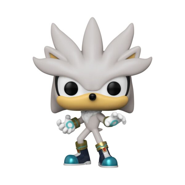 Hedgehog 30th Anniversary Silver Pop