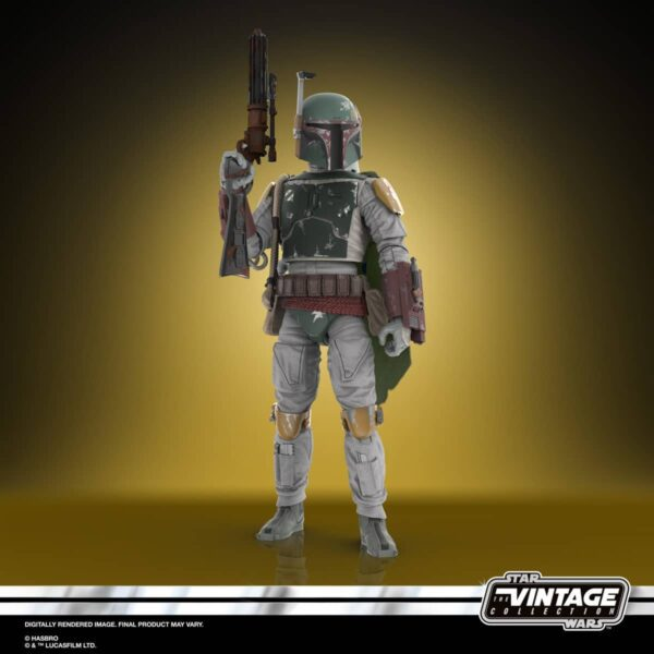Star Wars The Vintage Collection Boba Fett ROTJ 3.75 Inch Action Figure 2
