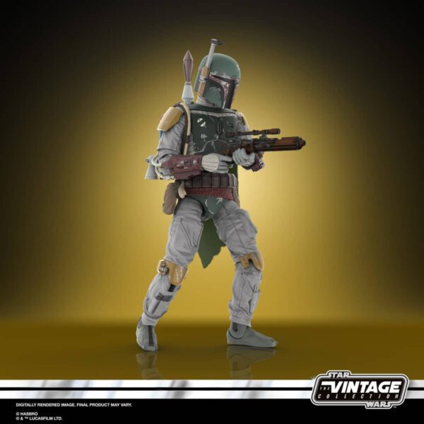 Star Wars The Vintage Collection Boba Fett ROTJ 3.75 Inch Action Figure 3