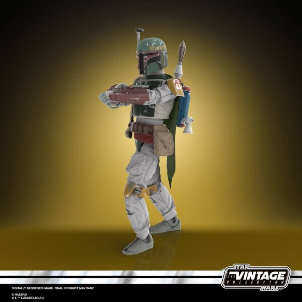 Star Wars The Vintage Collection Boba Fett ROTJ 3.75 Inch Action Figure 4