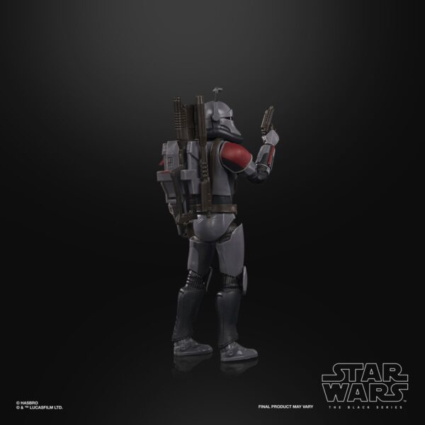 Star Wars The Black Series Bad Batch Clone Crosshair Action Figure 3