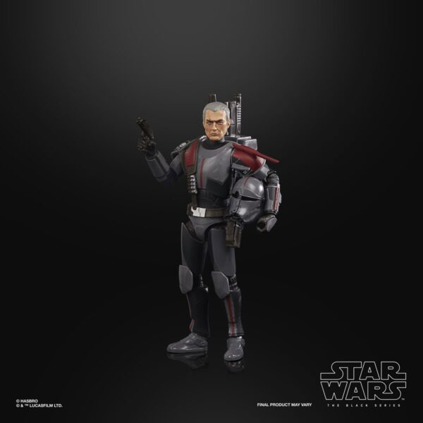Star Wars The Black Series Bad Batch Clone Crosshair Action Figure 4