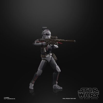 Bad Batch Clone Crosshair Action Figure