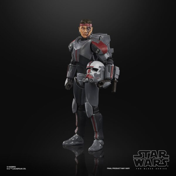 Star Wars The Black Series Bad Batch Clone Hunter Action Figure 2